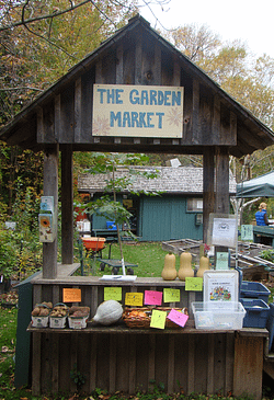 Garden Market - Ecology Park