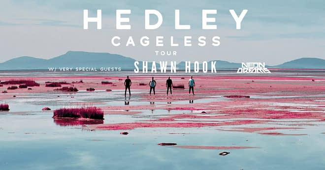 Hedley - Cageless Tour