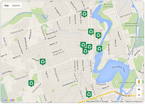 Battery Recycling Locations