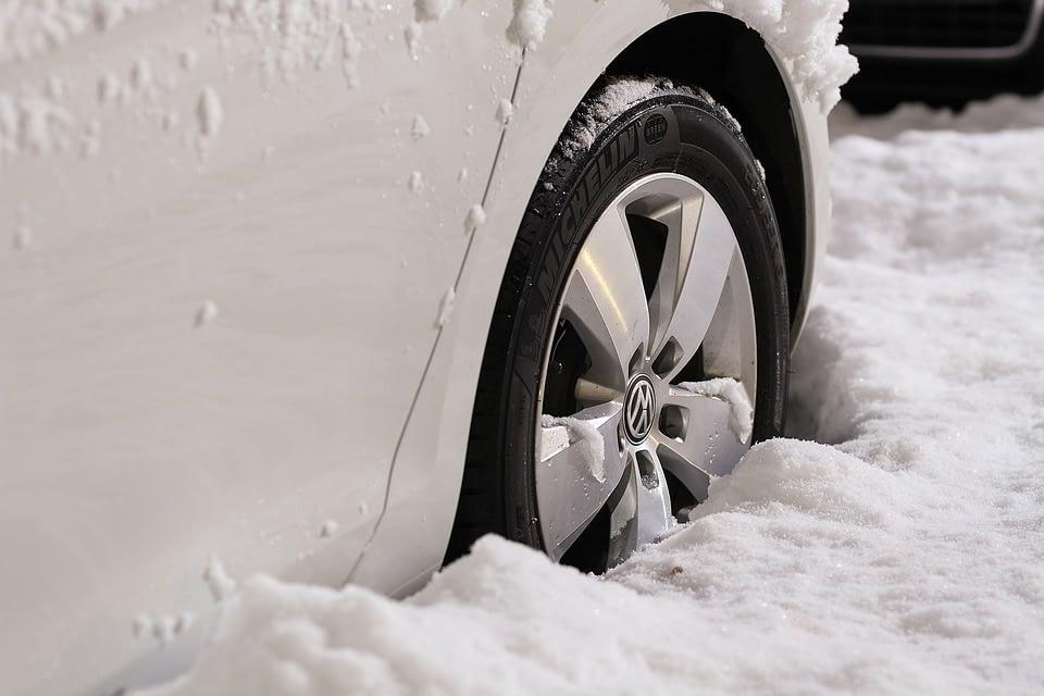 No Parking Winter